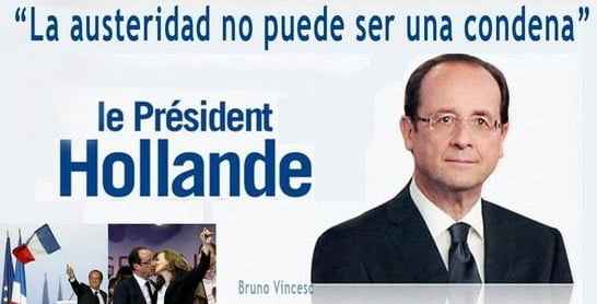 Hollande, presidente francí©s